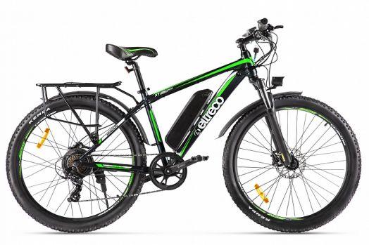 Велогибрид Eltreco XT 850 new Черно красный