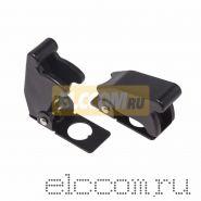 Защитная крышка для тумблеров типа KN и ASW черная (SAC-01)