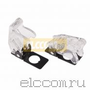Защитная крышка для тумблеров типа KN и ASW прозрачная (SAC-01)
