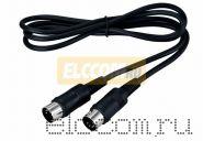 Шнур DIN 5PIN Plug - DIN 5PIN Plug 1.2М REXANT