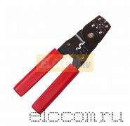 Кримпер для обжима автоклемм разных типов 0,10 - 6,0 мм2, (HT-202B) (TL-202B) REXANT