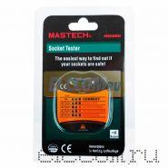 Тестер розеток MS6860D MASTECH
