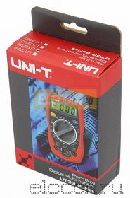 Портативный мультиметр UNI-T UT33B