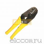 Кримпер для обжима BNC разъёмов, RG-174, RG-179, Fiber Optic, (HT-301 J) (TL-336 J) REXANT