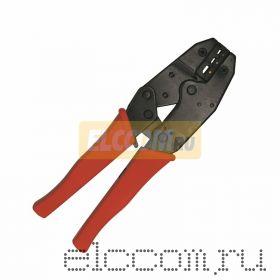 Кримпер для обжима изолированных клемм 0,5 - 6,0 мм2, (HT-301 W) (TL-336 W) REXANT