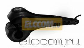 Стайлер Супер-локон Monella MYS 6653; 45 Вт, цветной LED-дисплей, камера для увлажнения волос, (черный антрацит)