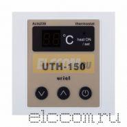 Терморегулятор цифровой с дисплеем UTH 150 (2000Вт)