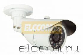 Цилиндрическая уличная камера AHD 2. 0Мп (1080P), объектив 3. 6 мм. , ИК до 20 м.