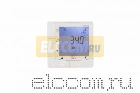 Терморегулятор с дисплеем и автоматическим программированием (R810XT) REXANT