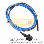 Греющий саморегулирующийся кабель на трубу 15MSR-PB 6M (6м/90Вт) REXANT