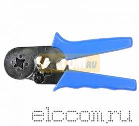 Кримпер для обжима штыревых клемм 0.25 - 6 мм2, (HT-864) (TL-864) REXANT