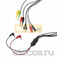 Лабораторный источник питания 1502D+ 15V-2A с комплектом кабелей