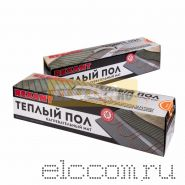 Теплый пол (нагревательный МАТ) REXANT Extra, площадь 2, 0 м2 (0, 5 х 4, 0 метров), 320Вт, (двух жильный)