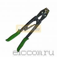 Кримпер для обжима наконечников и гильз 6,0 - 26 мм2, (HT-25 L) (HY-25L) PROCONNECT