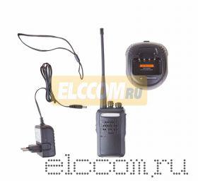 Портативная радиостанция К-38 (400-470МГц), 16 кан. , 5Вт, 1800мАч