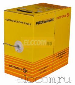 Кабель FTP 4PR 26AWG CAT5e 305м LT PROCONNECT