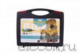 Профессиональная машинка для стрижки домашних животных Monella MF-1A в кейсе; 35 Вт.