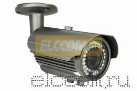Цилиндрическая уличная камера AHD 2. 0Мп (1080P), объектив 2. 8-12 мм. , ИК до 40 м.
