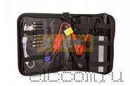 Портативное многофункциональное зарядное устройство ёмкостью 14000 мАч для компьютеров, телефонов, автомобилей