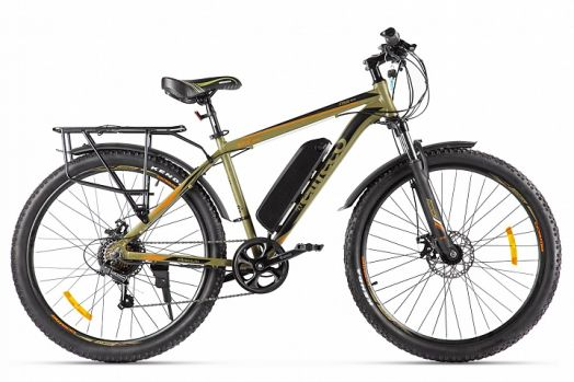 Велогибрид Eltreco XT 800 new Хаки