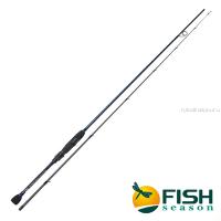 Спиннинг Fish Season Fogel 2,1 м / тест: 3-12 гр / 4-10LB FOG702EXL-19