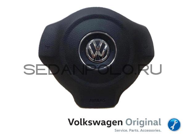 AirBag Подушка Безопасности VAG Оригинал водительская Polo Sedan
