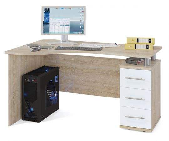 Стол компьютерный КСТ-1400