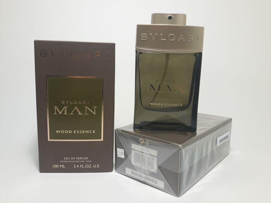 Bvlgari MAN Wood Essence 100 мл