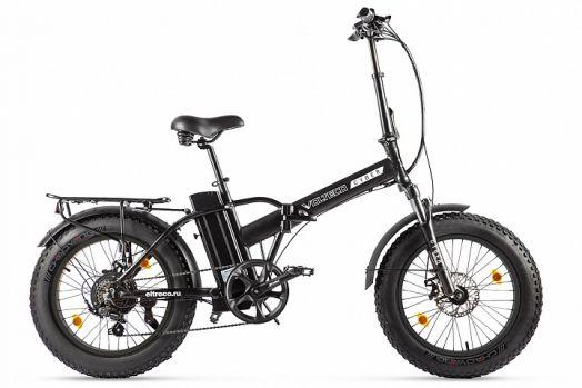 Велогибрид VOLTECO CYBER Черный