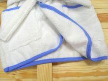 Халат на запах с поясом, и карманами