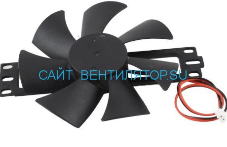 Вентилятор 18в для конвектомата