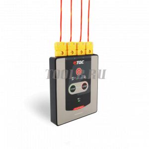 Регистратор температуры в печи TQC Sheen CurveX-3 Basic CX3010