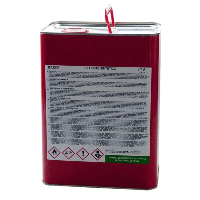 Siro 07.005 Разбавитель синтетический стандартный, объем 5л.