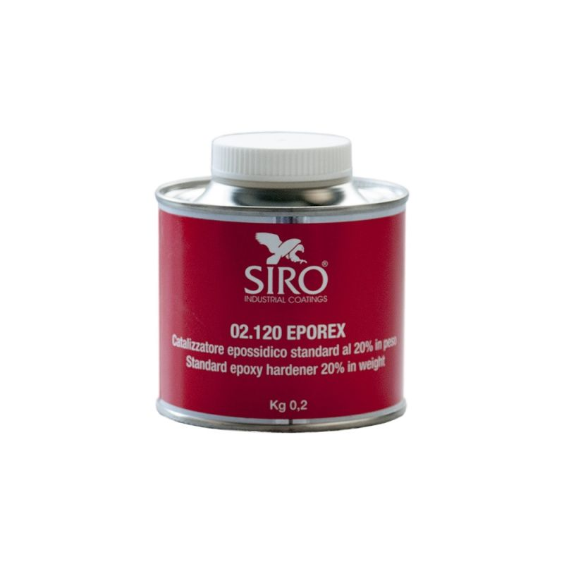 Siro 02.120 Отвердитель эпоксидный стандартный, объем 200гр.