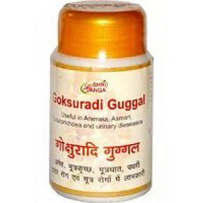 Гокшуради Гуггули, Заболеваний Мочевыводящих Путей,Shri Ganga