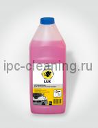 Автошампунь для бесконтактной мойки автомобилей Woshemie Lux (розовый)  1л