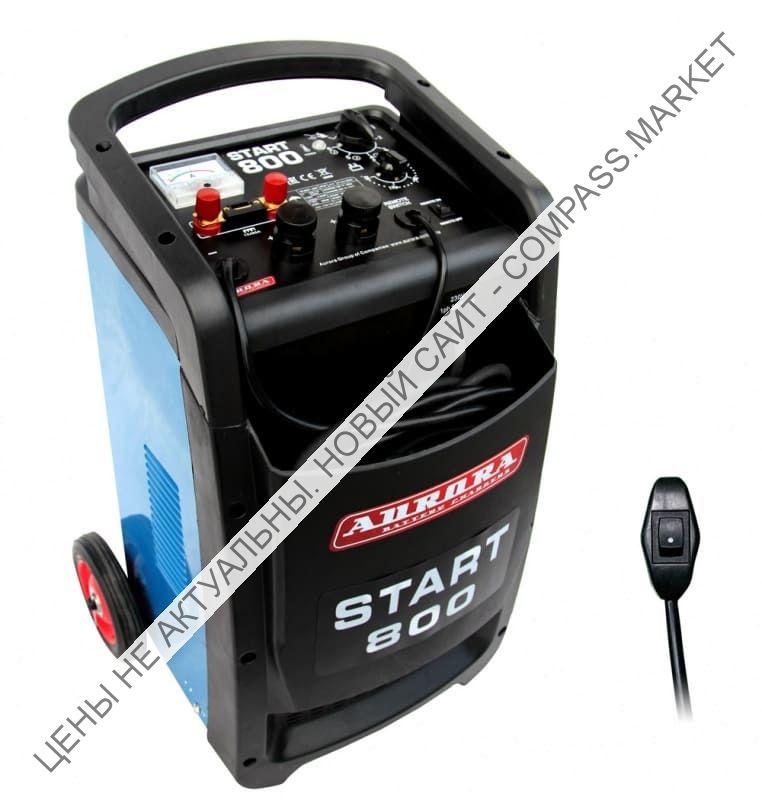 Пуско-зарядное устройство START 800 Дистанционное Управление
