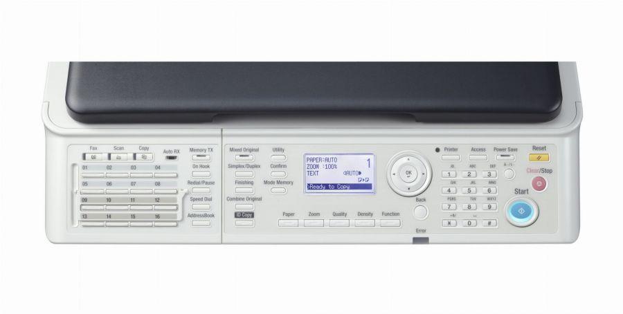 MK-749 Управление сетевым сканированием