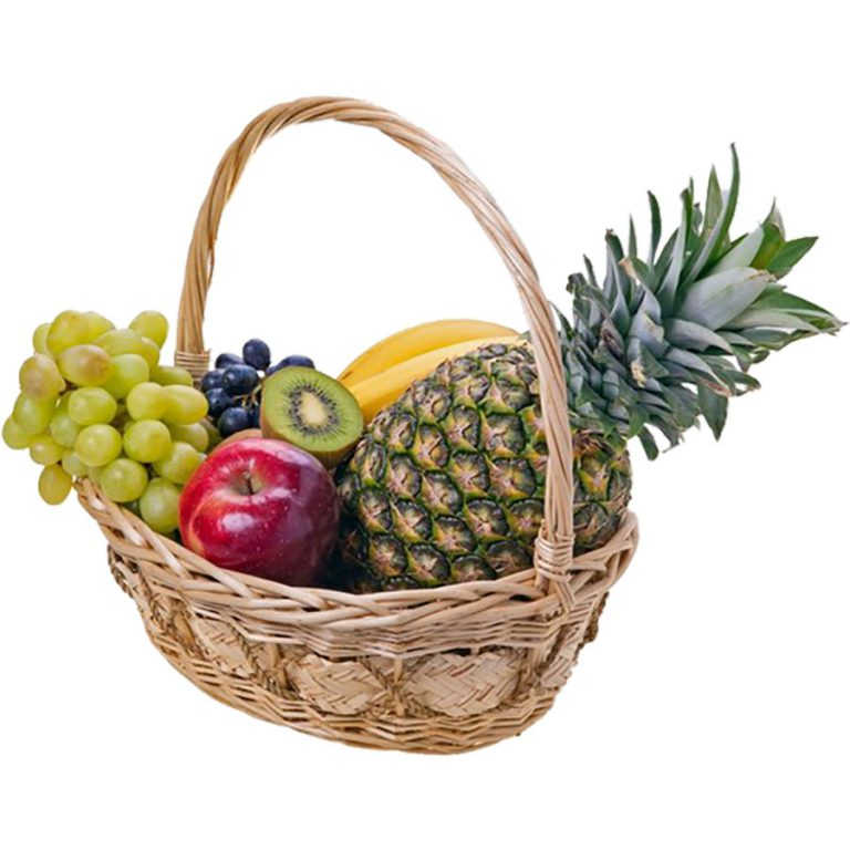 Корзина фруктов #6