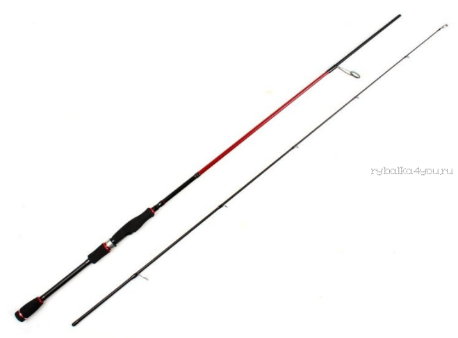 Спиннинг Forsage Skill 2,44 м / тест 10-35 гр