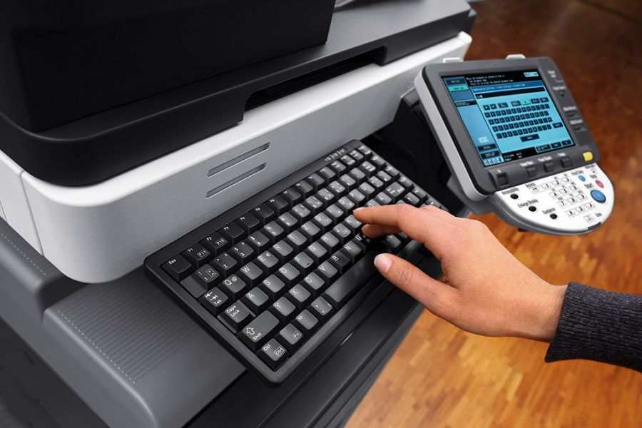 KH-102 Держатель внешней клавиатуры