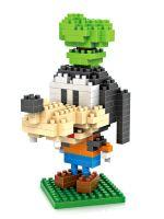 Конструктор Wisehawk & LNO Гуфи 250 деталей  NO. 012 Goofy Gift Series