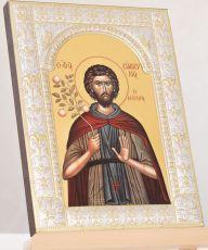 Икона Евфросин Палестинский преподобный (18х24см)