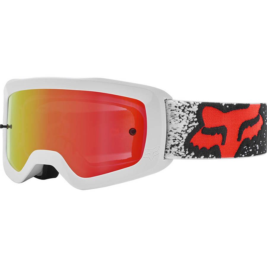 Fox Main BNKZ Special Edition Youth Black подростковые очки для мотокросса