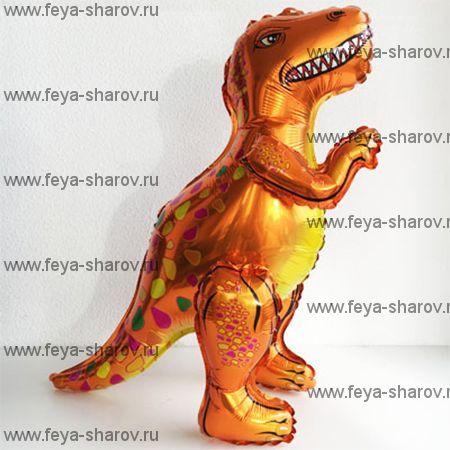 Шар Динозавр Аллозавр 66 см