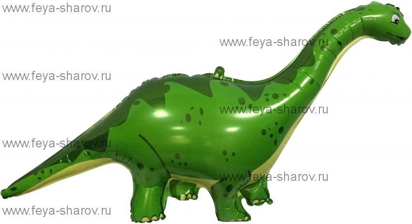Шар Динозавр Диплодок 130 см