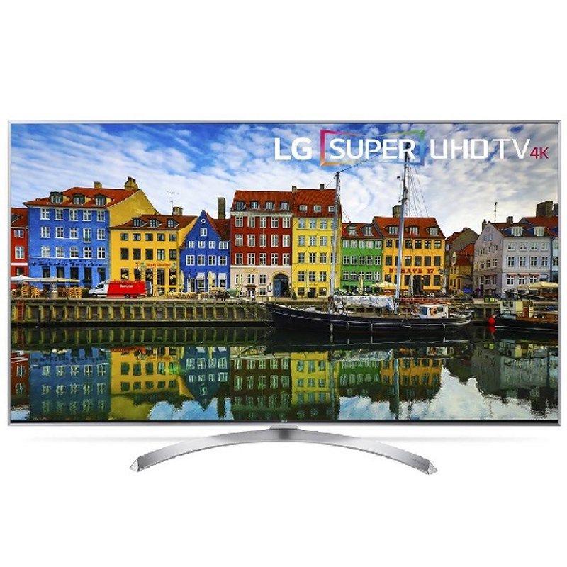 Телевизор LG 55SJ850V (2017)