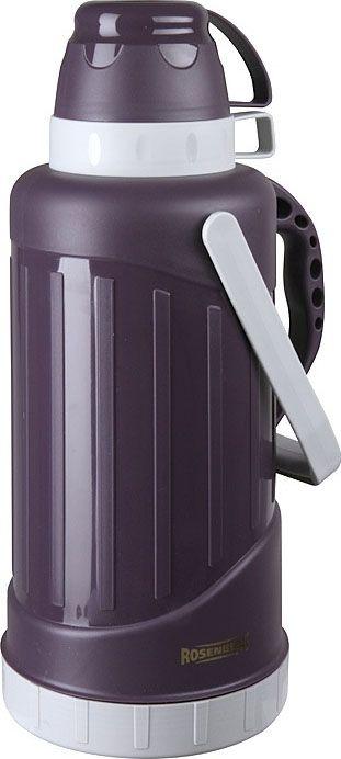 Термос Rosenberg фиолетовый