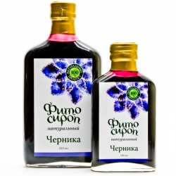 Сироп «Черника»