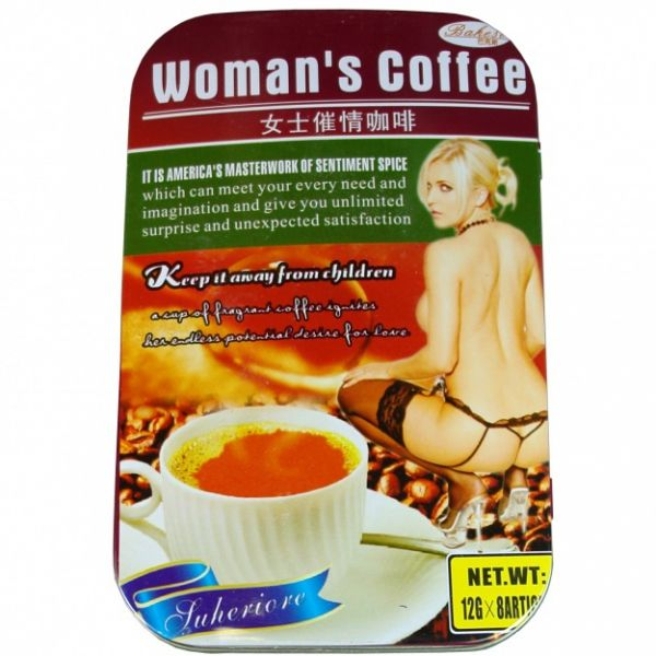 Woman Sex Coffee